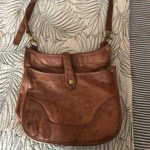 Frye crossbody purse